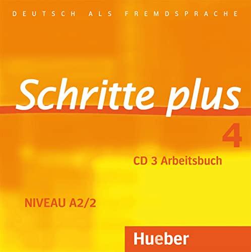 9783190219148: Schritte plus 4. Audio-CD zum Arbeitsbuch und interaktiven Übungen: Deutsch als Fremdsprache. Niveau A2/2