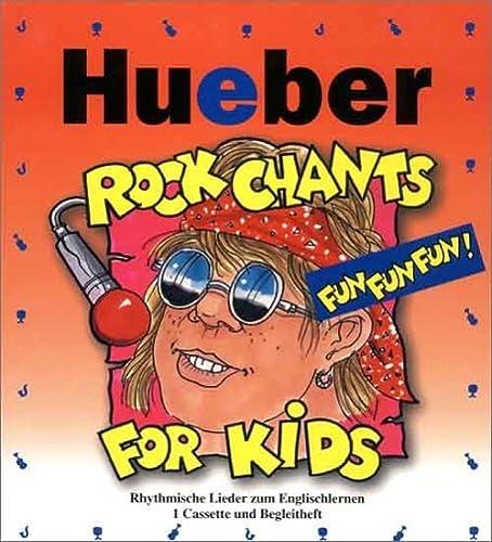 9783190224531: Rock Chants. Lehrerhandbuch und Cassette.