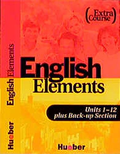 English Elements (Extra Course). 1 Cassette zum Student's Book (9783190224982) by Sue Morris; Ann. Schmid