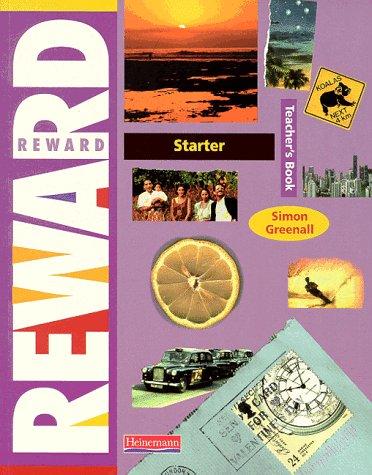 9783190225002: Reward, Starter, Teacher's Book (Interleaved with the Student's Book)
