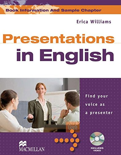 Business Skills: Presentations in English: Find your