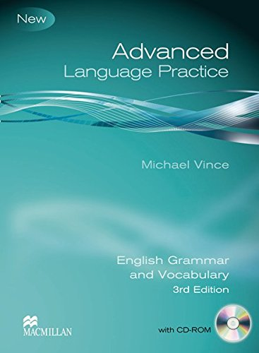 9783190228881: Advanced Language Practice. Student's Book with Key