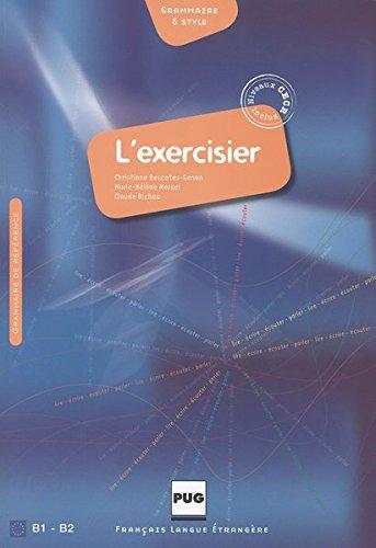 9783190232512: L'Exercisier. Manuel d'expression française