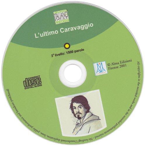 9783190253296: Italiano Facile. L' ultimo Caravaggio. CD