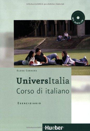 9783190253784: UniversItalia Arbeitsbuch
