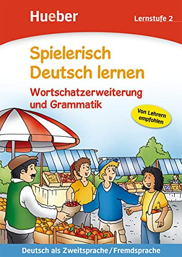 9783190294701: Spielerisch Deutsch lernen. Wortschatzvertiefung und Grammatik. Lernstufe. Per la Scuola elementare: SPIELER.DT.LERNEN 2 WS/GR (Spielerisch DT. Lern)