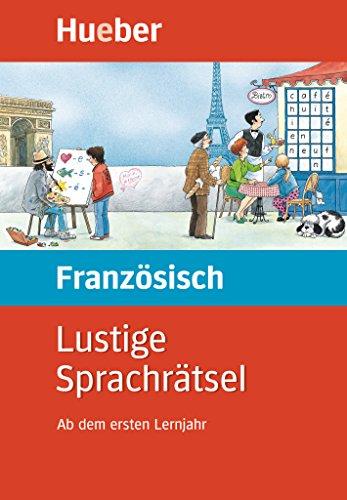 9783190295814: Lustige Sprachrätsel Französisch: Ab dem ersten Lernjahr
