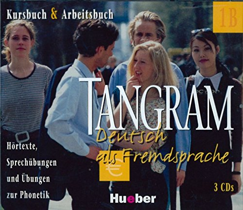 Tangram German Book