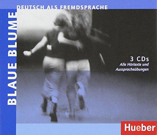9783190316205: Blaue Blume: CDs (3) (German Edition)