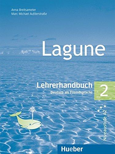 9783190316250: Lagune. Lehrerhandbuch. Per la Scuola media: LAGUNE 2 Lehrerhdb. (prof.)