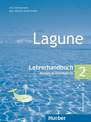 9783190316250: Lagune: Lehrerhandbuch 2 (German Edition)