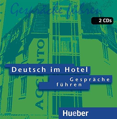9783190316465: Deutsch im Hotel Neu: CDs (2) (German Edition)