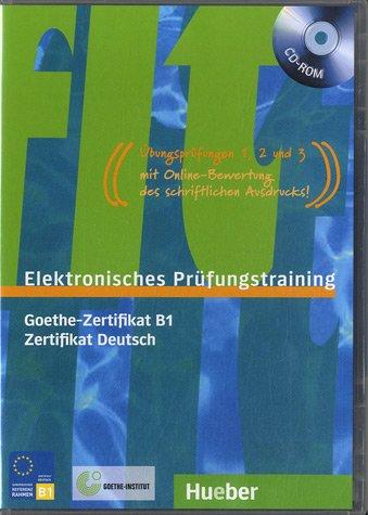 Elektronisches Prüfungstraining B1. Übungsprüfungen 1, 2 und: Hueber
