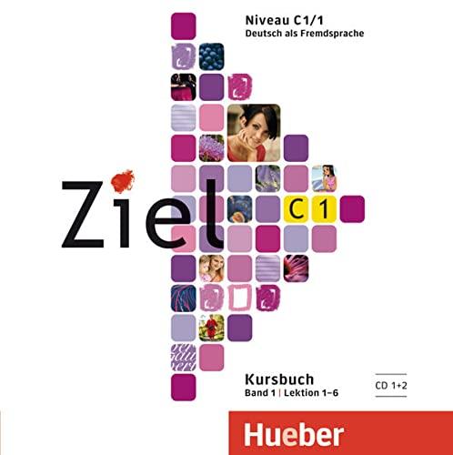 9783190316755: Ziel: C1 Audio CDs zum Kursbuch Band 1 (2)
