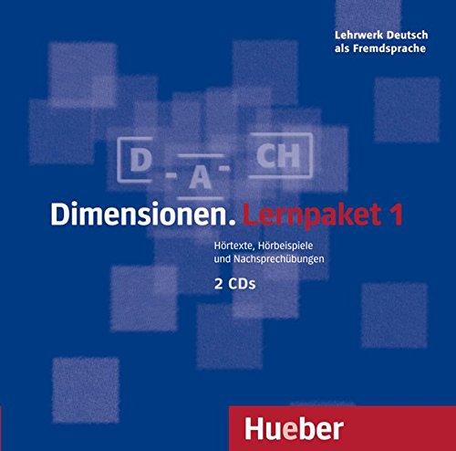9783190316816: Dimensionen: CDs 1 (2) Hortexte