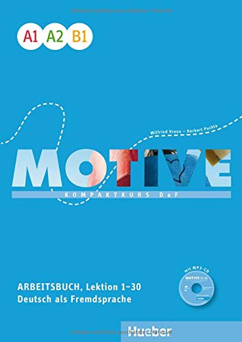 9783190318780: Motive - Kompaktkurs DaF: Arbeitsbuch A1-B1