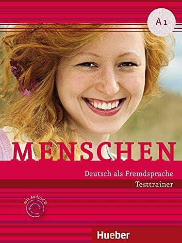 9783190319015: Menschen A1. Testtrainer mit Audio-CD: Kopiervorlage Deutsch als Fremdsprache