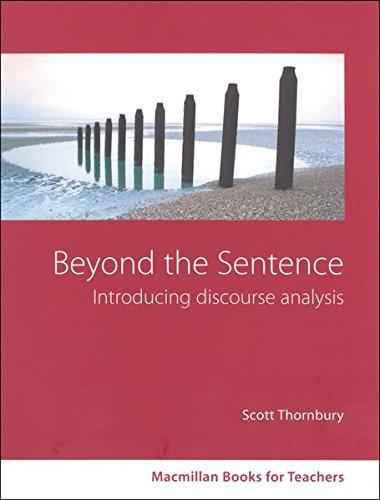9783190325764: Beyond The Sentence