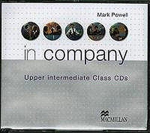 9783190328680: In company. Upper-intermediate. 3 CDs