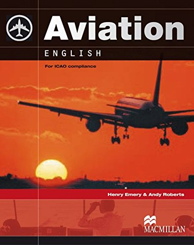 Aviation English. Student's Book mit CD-ROM: Henry Emery