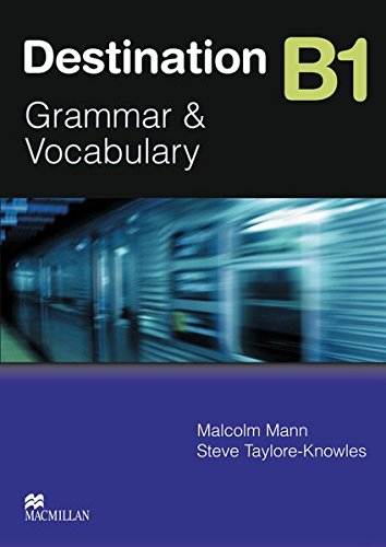 9783190329557: Destination B1. Student's Book: Grammar & Vocabulary
