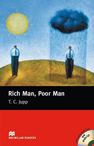 9783190329564: Rich Man, Poor Man - Lektüre und CD
