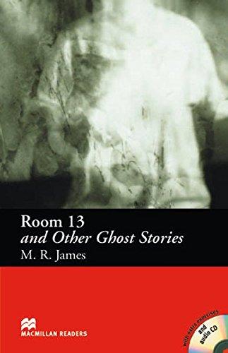 9783190329571: Room 13 and Other Ghost Stories. Lektüre mit 2 CDs: Lektüre mit 2 Audio-CDs