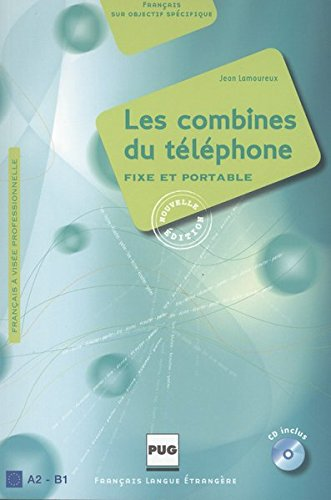 9783190332557: Les combines du téléphone. Livre de l'élève: fixe et portable