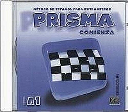 9783190342075: PRISMA Comienza - Nivel A 1. Metodo de espanol para extranjeros: Prisma A 1 comienza. CD