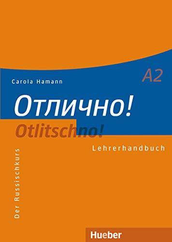 9783190344789: Otlitschno! A2. Lehrerhandbuch: Der Russischkurs