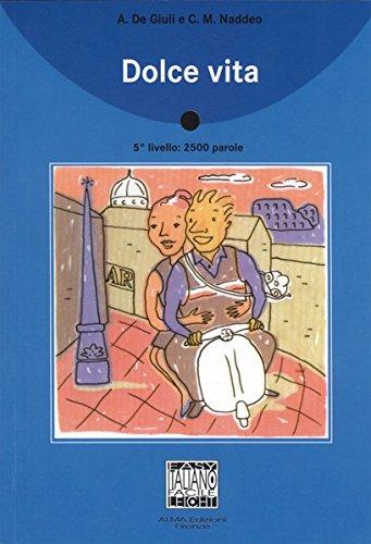 9783190352180: Dolce vita: Stufe 5. Lektüre mit Audio-CD