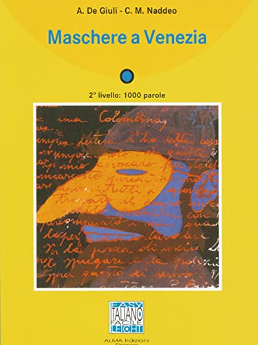 9783190352197: Maschere a Venezia: Lektüre mit Audio-CD