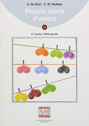 9783190353309: Piccole storie d'amore: Lekt�re mit Audio-CD