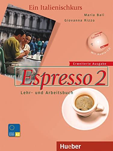9783190354399: Espresso 2. Erweiterte Ausgabe. Schulbuchausgabe