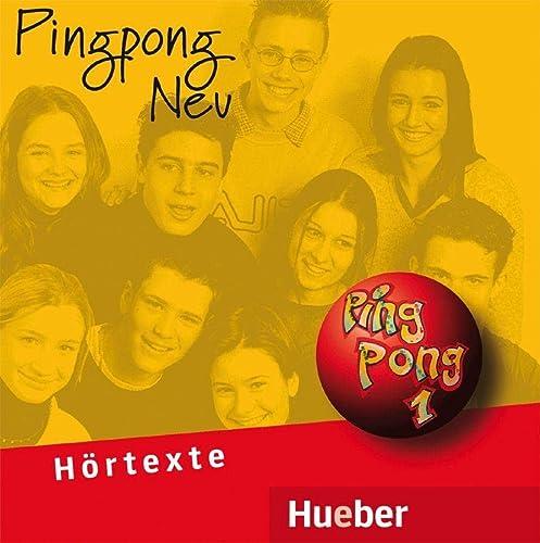 9783190416547: PINGPONG NEU 1 CDs (2)