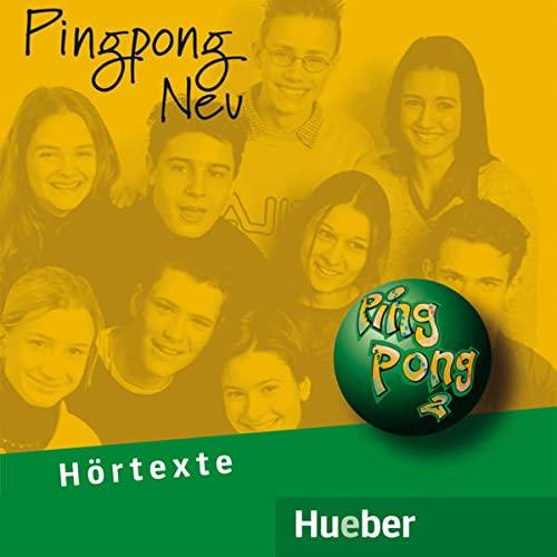 9783190416554: PING PONG NEU.2.CDs x 2 Lehrb.(text.)