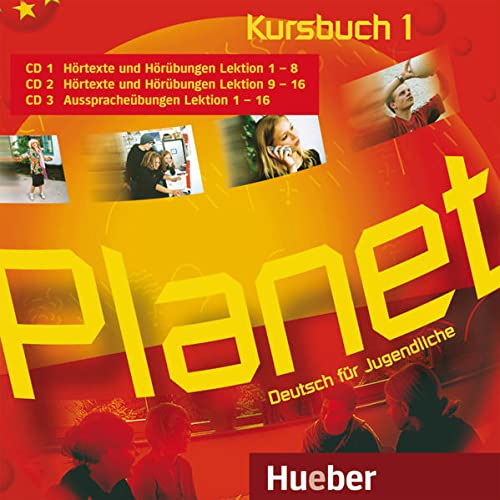 9783190416783: PLANET.1.CD's x 3