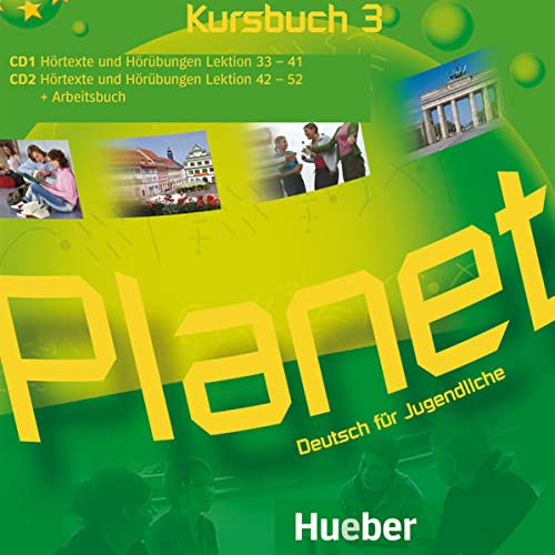 9783190416806: PLANET 3 CD-Audio (2)