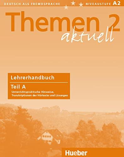 9783190416912: THEMEN AKTUELL 2 Lehrerhdb.A (L.prof.A)