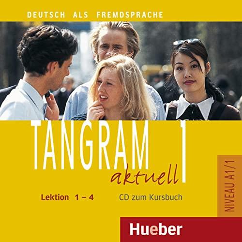 9783190418015: Tangram aktuell: CD zum Kursbuch 1 - Lektion 1-4