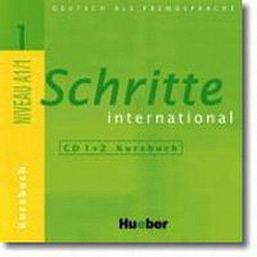 9783190418510: SCHRITTE INTERNATIONAL.1.CD x 2 z.KB.