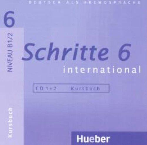 SCHRITTE INTERNATIONAL.6.CD x 2 z.KB.: Silke Hilpert; Anne