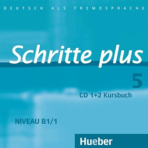 9783190419159: Schritte plus 05. 2 Audio-CDs zum Kursbuch: Deutsch als Fremdsprache
