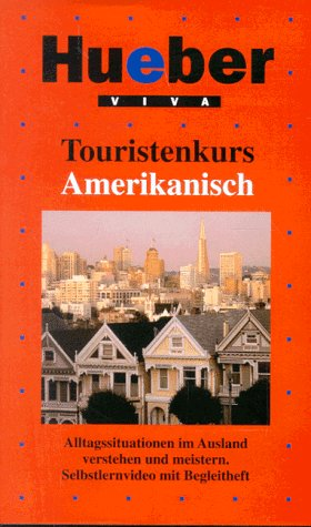 9783190424429: Amerikanisch - Touristenkurs/Selbstlernvideo [Alemania] [VHS]