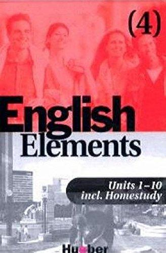 English Elements, 1 Cassette zum Lehrbuch und Arbeitsbuch. (9783190424979) by Sue Morris; Ann Schmid