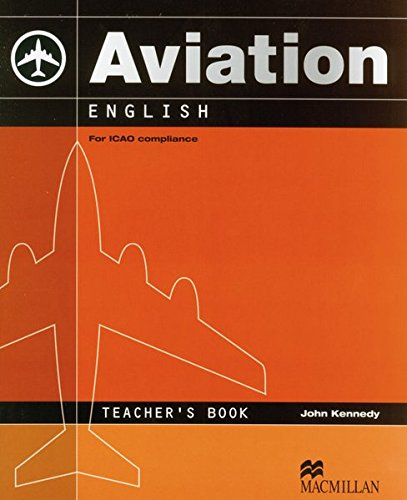 9783190428847: Aviation English. Teacher's Book