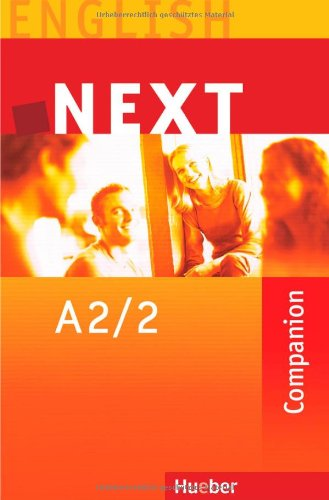 9783190429332: English Next Companion A2/2