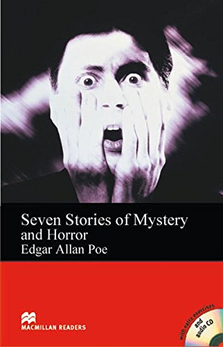 9783190429578: Seven Stories of Mystery and Horror. Lektüre + 2 CDs