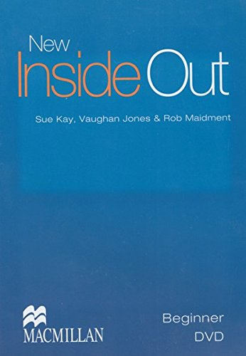9783190429707: New Inside Out. DVD: Beginner / DVD [Alemania]