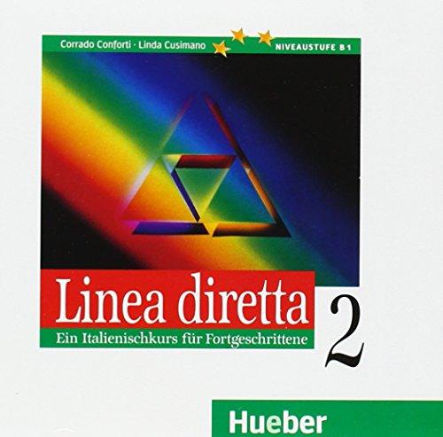 Linea diretta, 2 CD-Audio zum Lehrbuch. zu: Corrado Conforti